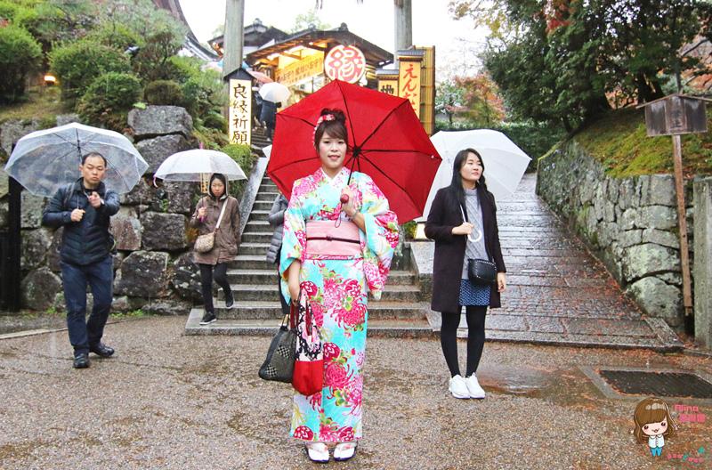 【京都自由行】夢館和服體驗 ゆめやかた 網路優惠預約,近地鐵鳥丸線五条站 @Alina 愛琳娜 嗑美食瘋旅遊