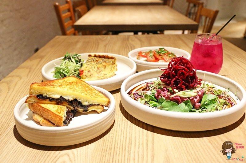 【食記】台北東區 VCE 南加州餐飲生活概念店 海洋衝浪風咖啡館餐廳 共生共享不限時悠活新鮮 @Alina 愛琳娜 嗑美食瘋旅遊