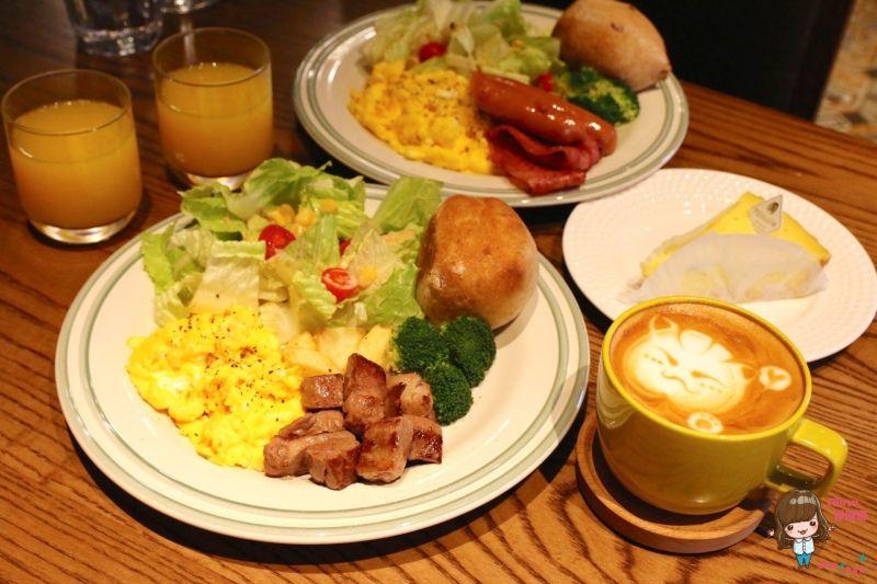 【食記】台北松江南京 Gina's122 Cafe 可以從早坐到晚的放鬆咖啡館酒吧 早午餐下午茶 @Alina 愛琳娜 嗑美食瘋旅遊