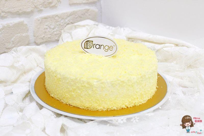 【食記】橙色食品 Celebrate 蛋糕系列 Lady 絲絨蛋糕 母親節禮物首選 經典迷人 @Alina 愛琳娜 嗑美食瘋旅遊