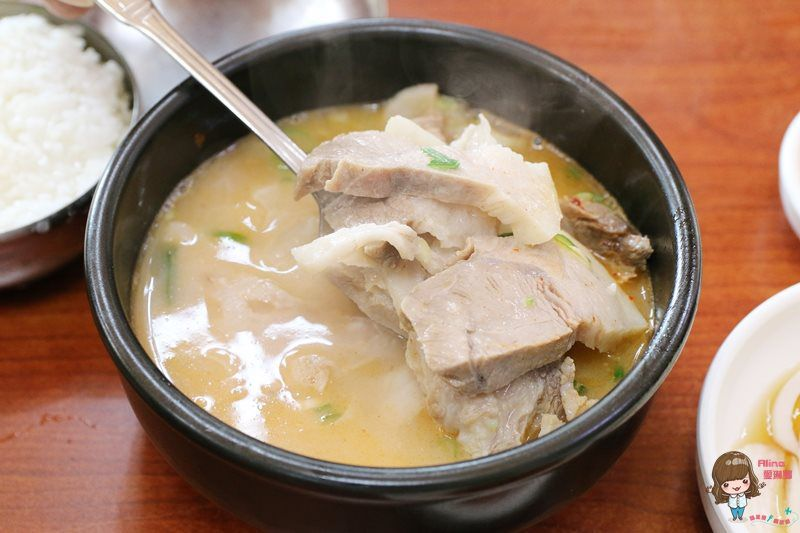 雙胞胎豬肉湯飯