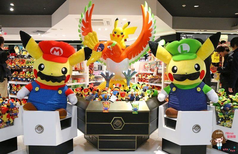 【日本關西自由行】京都神奇寶貝中心 Pokemon Center Kyoto 限定版寶可夢 藝妓皮卡丘 @Alina 愛琳娜 嗑美食瘋旅遊