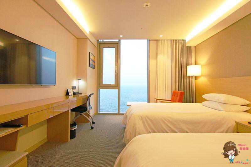 【濟州島飯店】濟州市 濟州島海藍麗景酒店 平價又舒適的海景飯店 @Alina 愛琳娜 嗑美食瘋旅遊