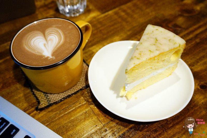 【食記】台北行天宮 白蓮達 Coffee 靜靜的文青風 不限時咖啡館 @Alina 愛琳娜 嗑美食瘋旅遊