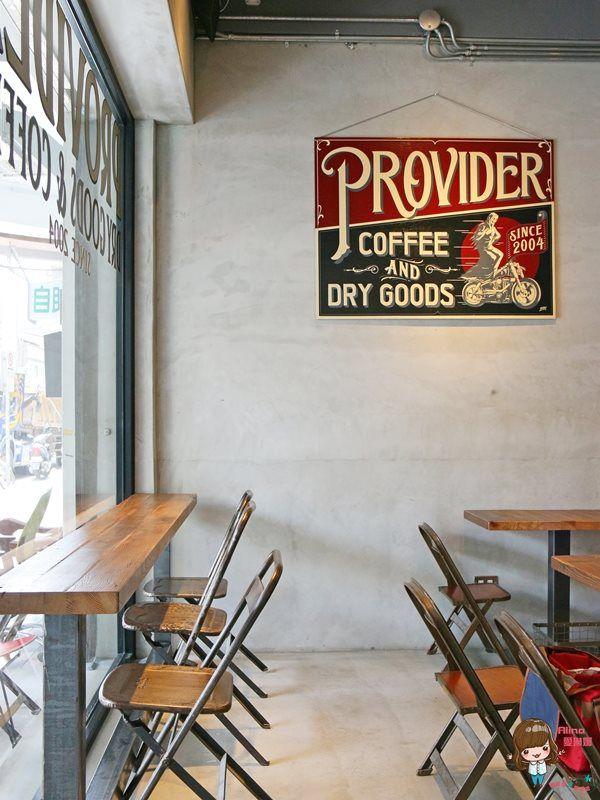 【食記】台北西門 Provider Dry Goods Coffee 工業風咖啡館 半熟蛋咖哩飯