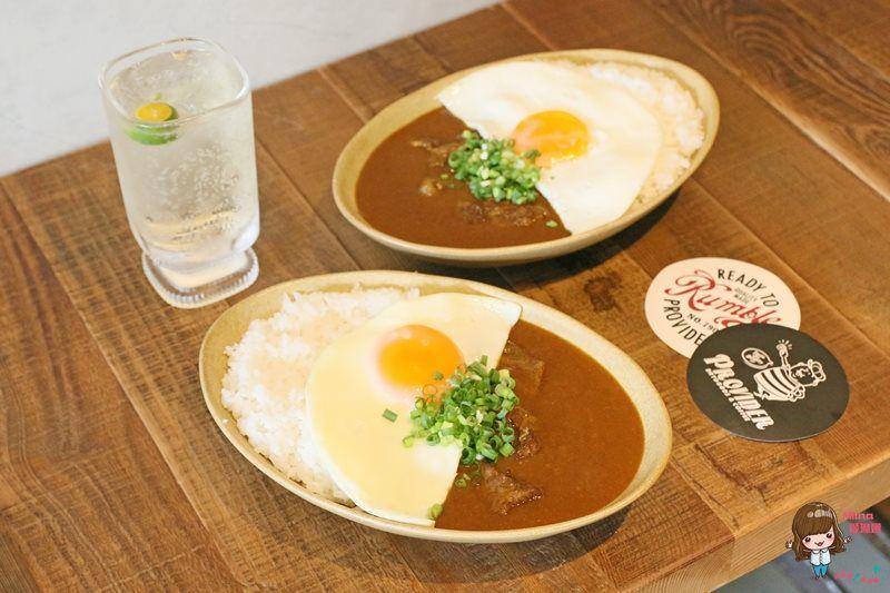 【食記】台北西門 Provider Dry Goods Coffee 工業風咖啡館 半熟蛋咖哩飯 @Alina 愛琳娜 嗑美食瘋旅遊