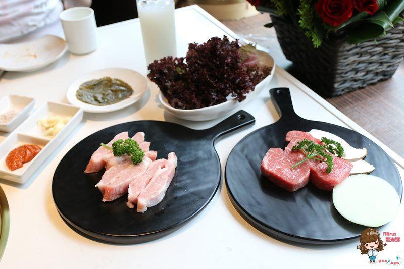 【食記】台北信義 楓樹 韓國烤肉Maple Tree House,高級餐廳韓式牛排 @Alina 愛琳娜 嗑美食瘋旅遊