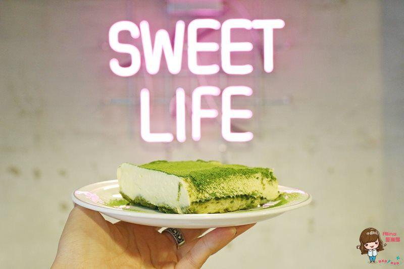【釜山咖啡館】南浦洞 NICE CREAM CITY 甜點生活 抹茶提拉米蘇 奶油拿鐵咖啡 @Alina 愛琳娜 嗑美食瘋旅遊
