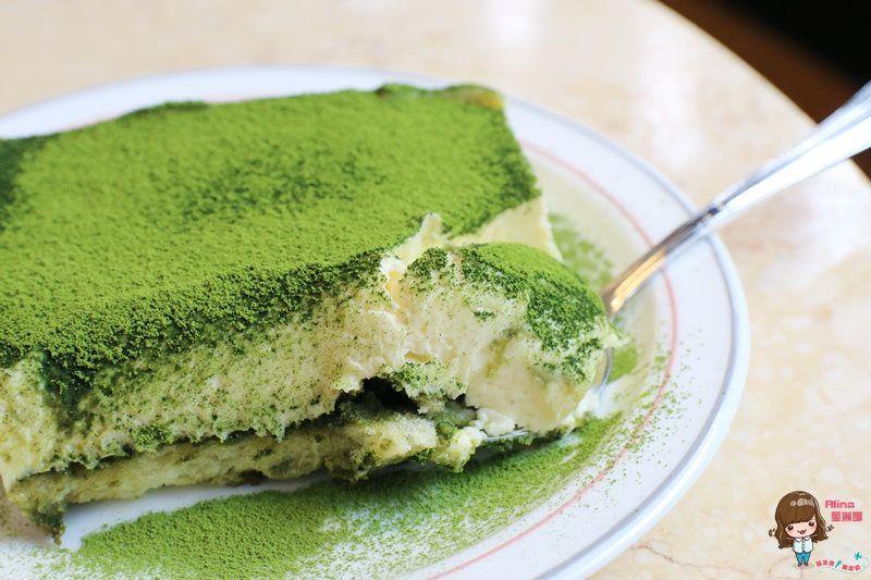 【釜山咖啡館】南浦洞 NICE CREAM CITY 甜點生活 抹茶提拉米蘇 奶油拿鐵咖啡