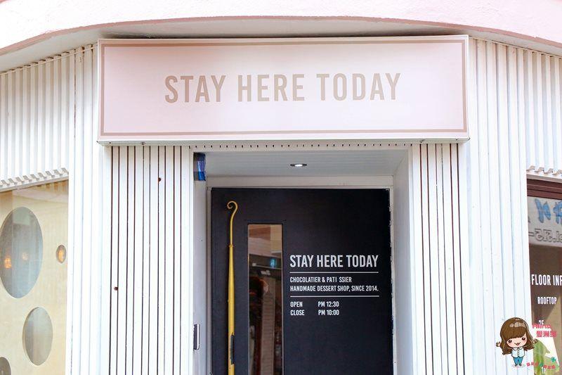 【釜山自由行】釜山大學 Stay Here Today 彩虹雲朵蛋糕  粉紅夢幻下午茶