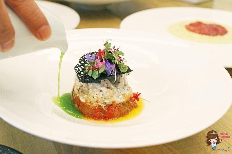 【食記】台北南港 歐傑洛義式餐廳 L'origine 米其林一星餐廳等級的饗受 @Alina 愛琳娜 嗑美食瘋旅遊
