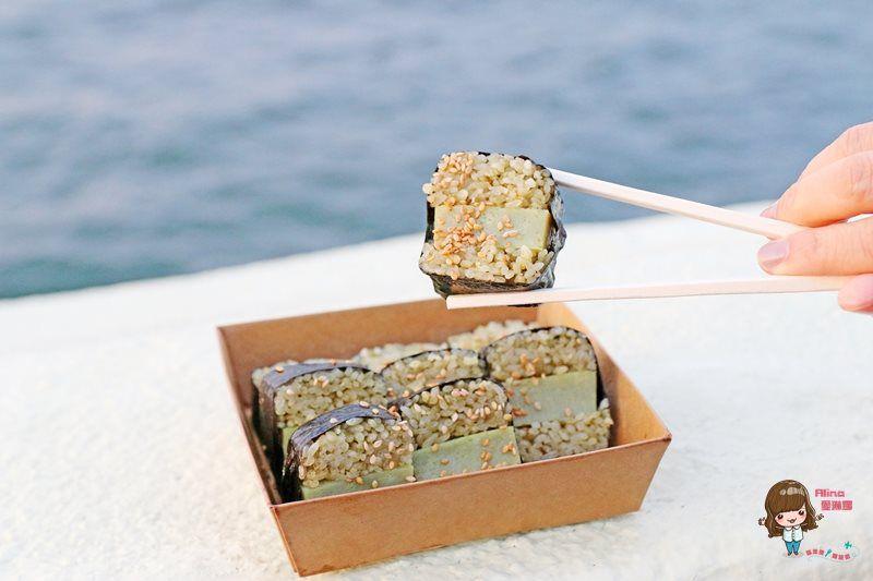 濟州鮑魚紫菜飯捲