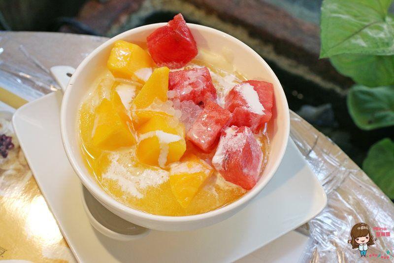 【食記】台北東區 騷豆花 一號店 芒果西瓜冰豆花 夏天清涼消暑 @Alina 愛琳娜 嗑美食瘋旅遊
