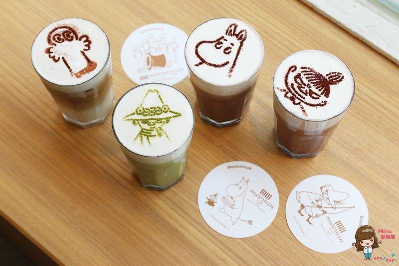 【食記】台北東區 嚕嚕米主題餐廳 Moomin Cafe 超萌超可愛 勾起滿滿回憶的小精靈
