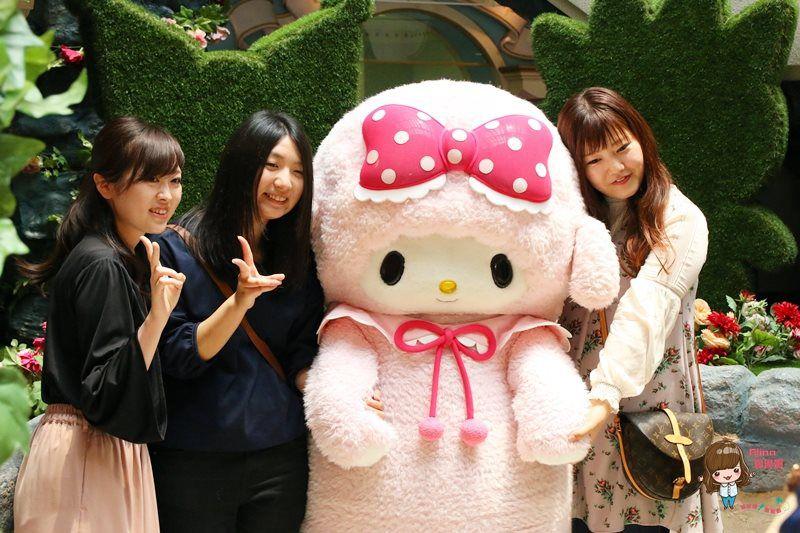 【東京自由行】多摩站 三麗鷗彩虹樂園 交通路線及門票優惠 室內遊樂園輕鬆好玩