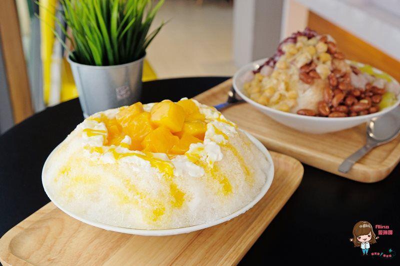 【食記】台北東湖 品晶冰吧 Pingo甜品專賣店 傳統刨冰 夏季限定芒果煉乳冰