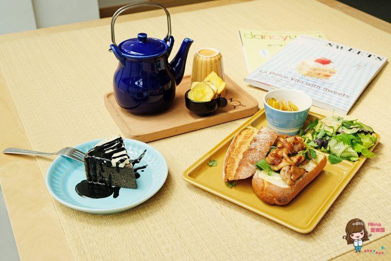 【食記】台北信義安和 小驢館 日式咖啡館 環境溫馨可愛 日本味三明治清爽好吃 @Alina 愛琳娜 嗑美食瘋旅遊