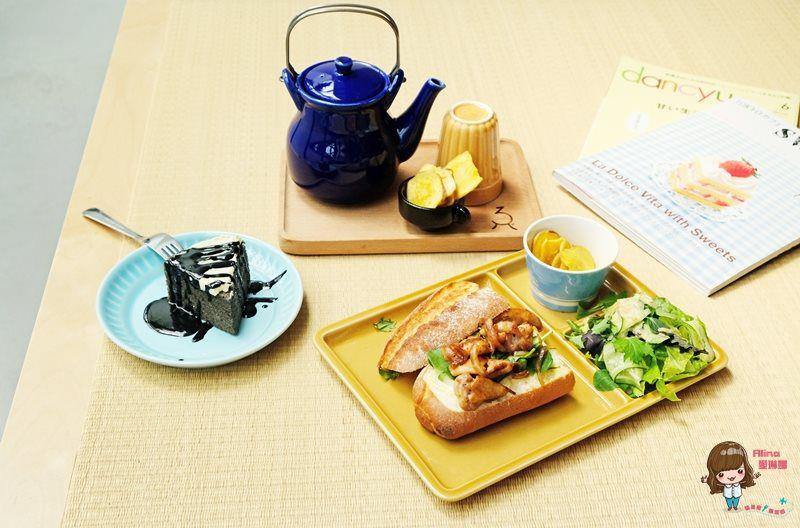 【食記】台北信義安和 小驢館 日式咖啡館 環境溫馨可愛 日本味三明治清爽好吃