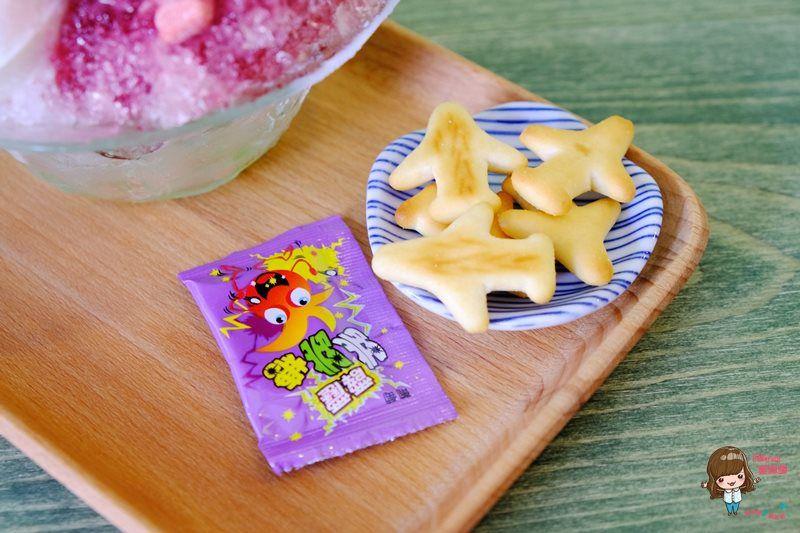 【食記】花蓮市 浪花丸 かき氷屋 可愛富士山 彩虹小熊冰 日本昭和冰