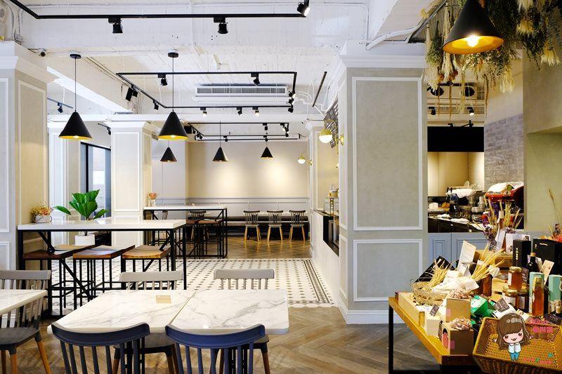【食記】台北中山 小田食光 FIELD 地中海飲食餐廳 網美熱門打卡時尚 @Alina 愛琳娜 嗑美食瘋旅遊