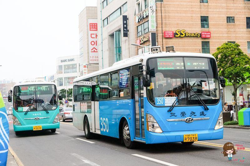 濟州島交通 公車搭乘資訊