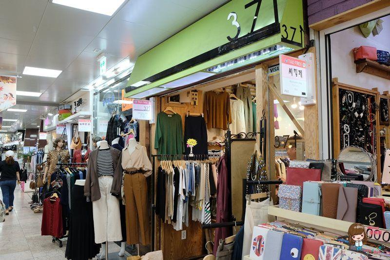【濟州島購物】濟州中央地下街:全新改裝,韓國服飾美妝購物推薦