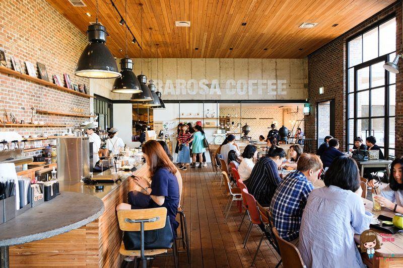 【濟州島咖啡館】西歸浦 TERAROSA COFFEE 테라로사 古典莊園內的原木咖啡館 @Alina 愛琳娜 嗑美食瘋旅遊