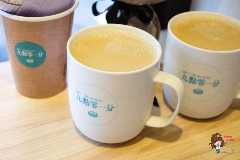 【食記】台北中山 九點零一分 韓式早午餐 在可愛的小藍屋簡單吃早餐