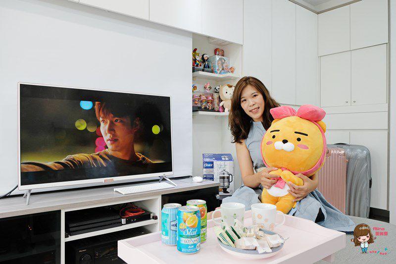 【生活家電】獨賣FUJITSU 富士通液晶電視 V43T-1R在神腦 4K高畫質家電上網追劇看歐爸 @Alina 愛琳娜 嗑美食瘋旅遊