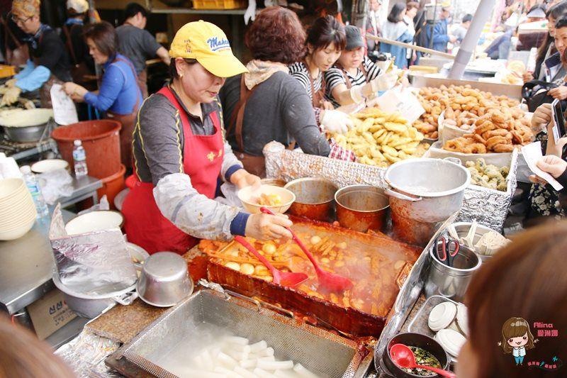 【濟州島自由行】濟州市 濟州民俗五日市場 不只好買還有好多美味的傳統小吃 @Alina 愛琳娜 嗑美食瘋旅遊