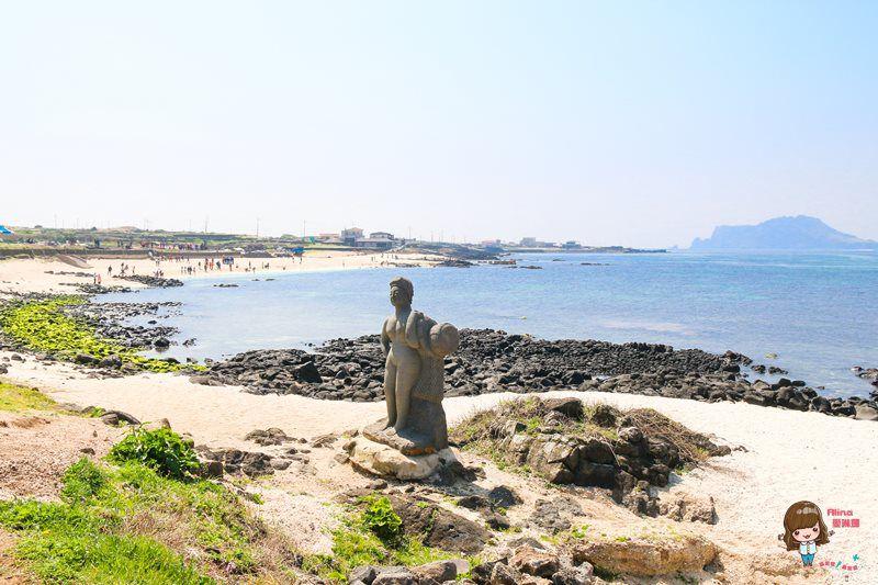 韓國濟州島 牛島景點