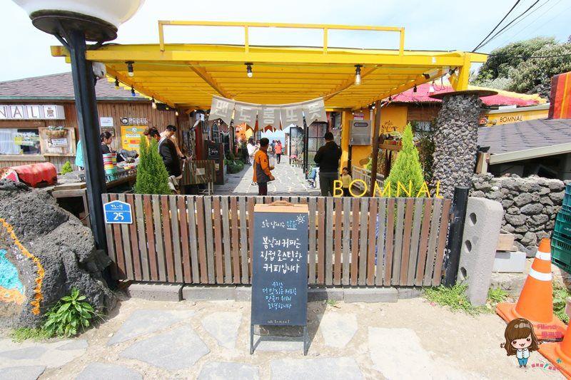 【濟州島自由行】涯月 GD咖啡館 Monsant 몽상드 朝聖 BIGBANG GD大神