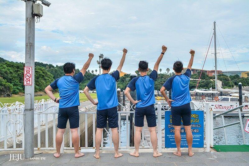 【熱血遊濟州】夏游濟州行程 Day3日記 豪華遊艇 噴氣快艇 雕刻公園Forest Fantasia