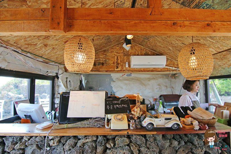 【濟州島自由行】濟州市 傻瓜咖啡館 바보까페 廢墟文青風 當個傻瓜有何不可?