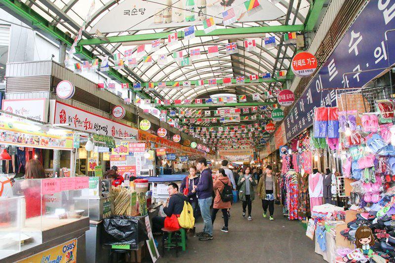 廣藏市場 RM大推美食地圖交通攻略! 綠豆煎餅 麻藥紫菜捲 起司裸飯捲