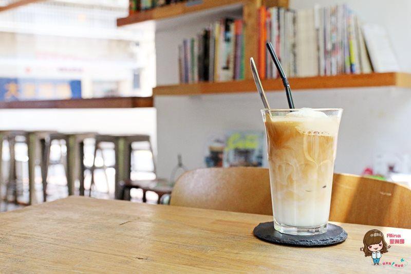 【食記】台北大安 Angle cafe 自家烘焙咖啡館 日系工業風 輕鬆愜意的下午茶 @Alina 愛琳娜 嗑美食瘋旅遊