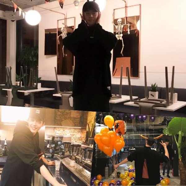 89Mansion 李鍾碩咖啡廳