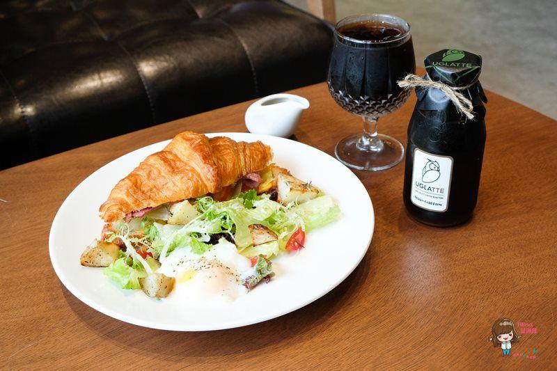 【食記】台北中山 白夜貓子咖啡 輕食蛋糕 溫馨北歐風 貓頭鷹主題咖啡館 美味早午餐 @Alina 愛琳娜 嗑美食瘋旅遊