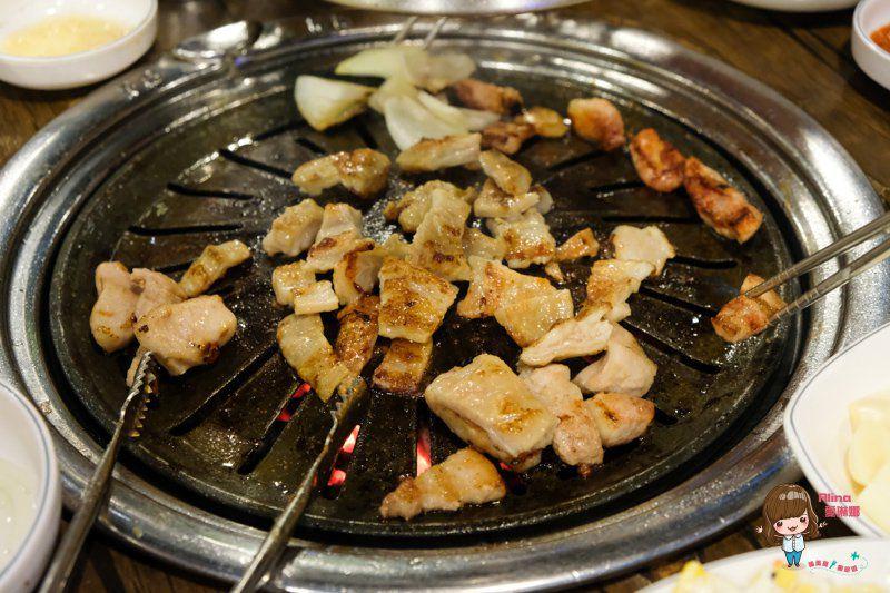 弘大胖胖豬烤肉