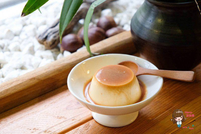 【食記】花蓮市 三美堂 甜點咖啡館 日式和風小屋 手作焦糖布丁復古可愛 @Alina 愛琳娜 嗑美食瘋旅遊