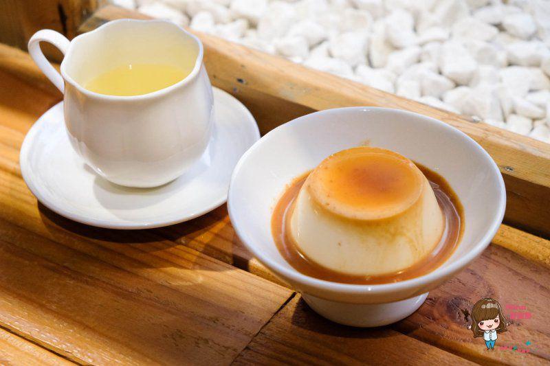 【食記】花蓮市 三美堂 甜點咖啡館 日式和風小屋 手作焦糖布丁復古可愛