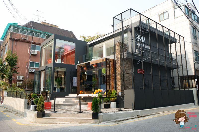 【韓星咖啡館】Cafe 89Mansion 李鍾碩咖啡廳 首爾新沙洞 見證歐霸的夢想 @Alina 愛琳娜 嗑美食瘋旅遊
