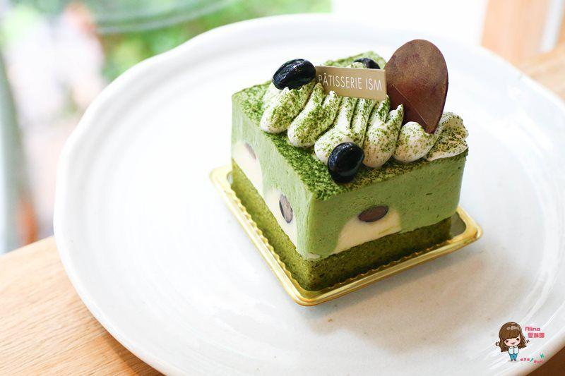 【食記】台北東區 ISM主義甜時 忠孝店 法式甜點的日本浪漫 生奶油蛋糕捲鬆綿香甜 @Alina 愛琳娜 嗑美食瘋旅遊