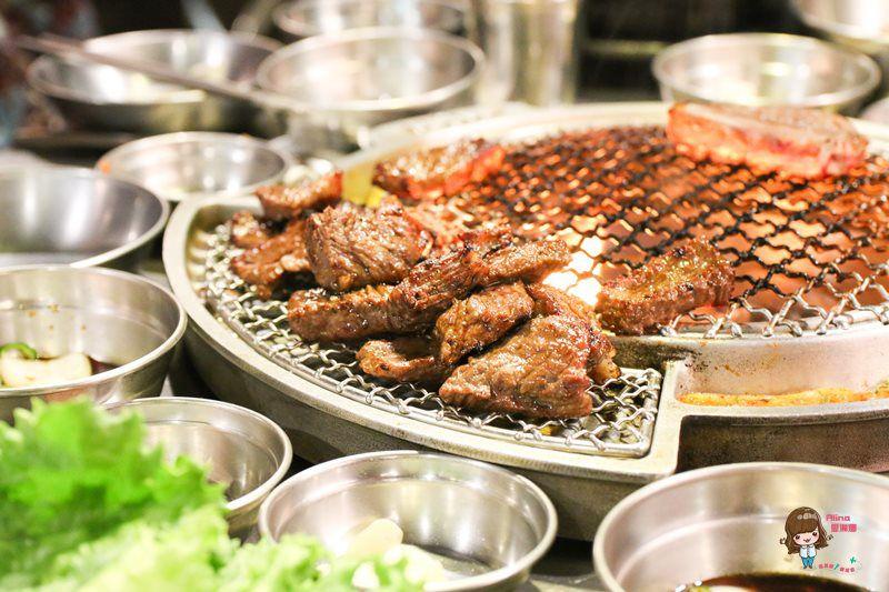 【食記】台北東區 新麻蒲海鷗 韓國烤肉 醬燒牛排骨必吃美味 韓式料理口味多樣 @Alina 愛琳娜 嗑美食瘋旅遊