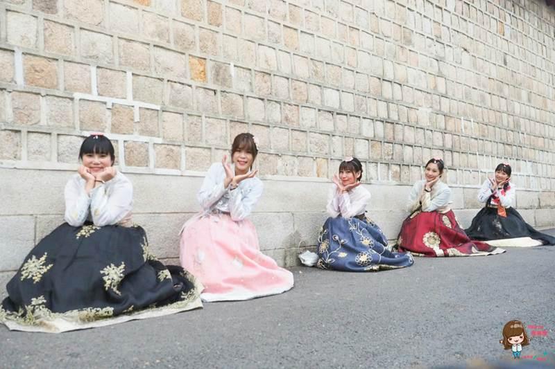 韓服體驗 姊妹同遊歡樂回憶