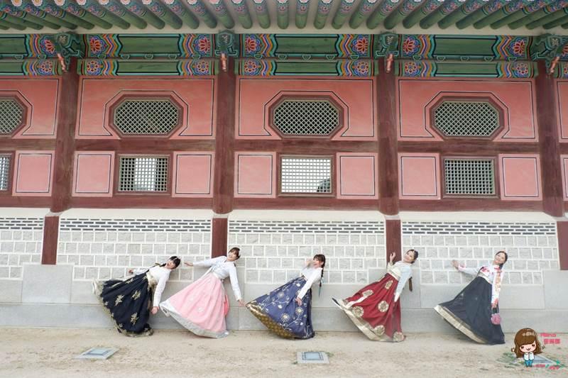 韓國韓服體驗