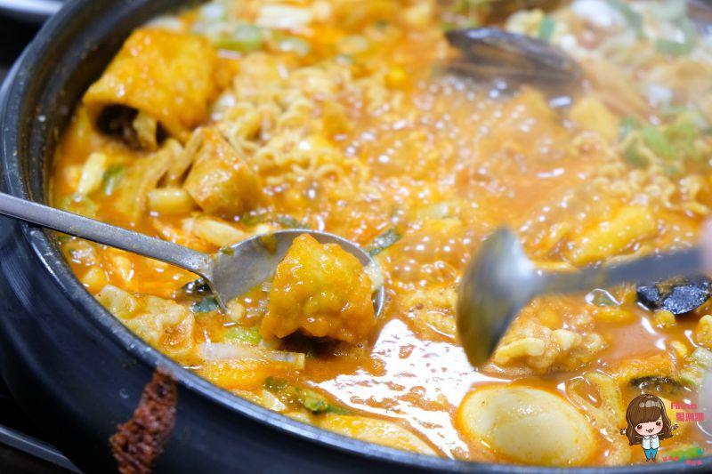 三清洞年糕鍋