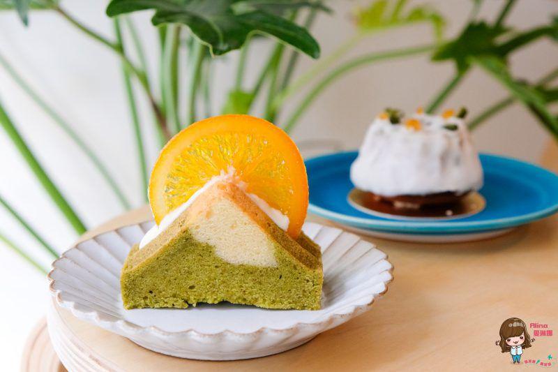 【食記】台北中山 LOOK LUKE 手工甜點咖啡館 可愛抹茶小山蛋糕 秒殺搶手 @Alina 愛琳娜 嗑美食瘋旅遊