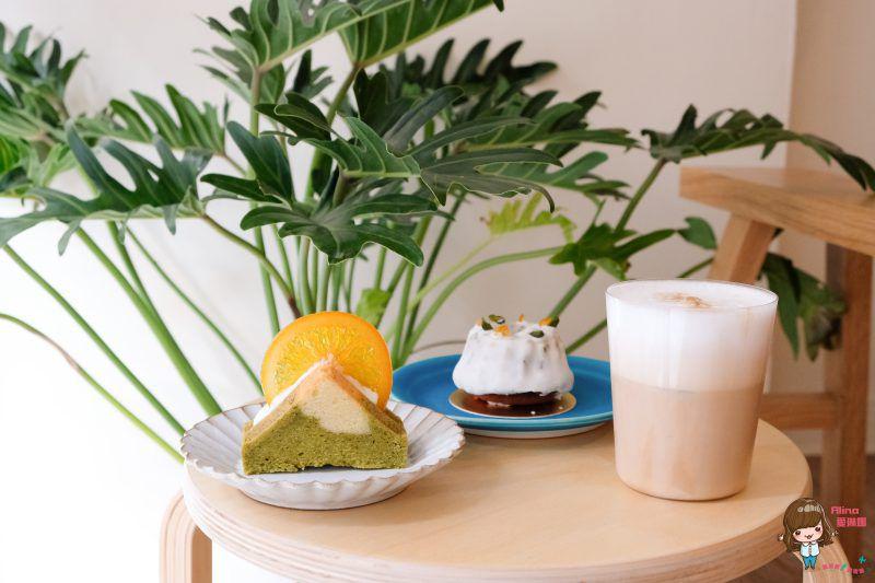 【食記】台北中山 LOOK LUKE 手工甜點咖啡館 可愛抹茶小山蛋糕 秒殺搶手