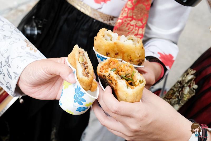 【首爾自由行】北村 三清洞黑糖餅 韓國傳統小吃 杯裝邊走邊吃 小心燙口噴汁 @Alina 愛琳娜 嗑美食瘋旅遊